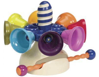 B.Toys Barevná zvonkohra Piccolo