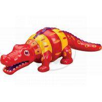 B.Toys Chřestící a klapající Krokodýl