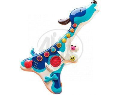 B.Toys Elektronická kytara pejsek Woofer