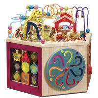 B.Toys Interaktivní hrací centrum Youniversity - Poškozený obal