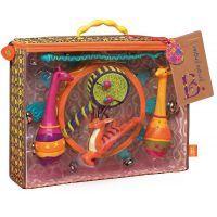 B.Toys Sada hudebních nástrojů Jungle Jingles 2