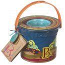 B.Toys Skládací kelímky Bazillion Bucket 3