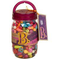B.Toys Spojovací korále a tvary Beauty Pops 275 ks