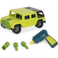 B.Toys Stavebnica auto Off Road 4x4