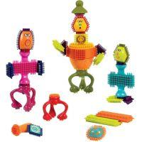 B.Toys Stavebnice Spinaroos 75ks - Poškozený obal 2