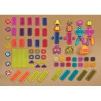 B.Toys Stavebnice Spinaroos 75ks - Poškozený obal 3