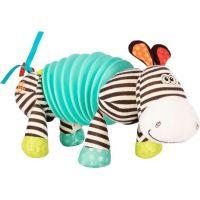 B.toys Tahací harmonika zebra Squeezy Zeeby 2