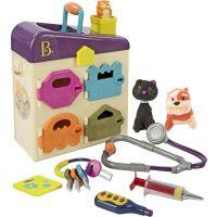 B.toys Veterinářský kufřík Pet Vet Clinic