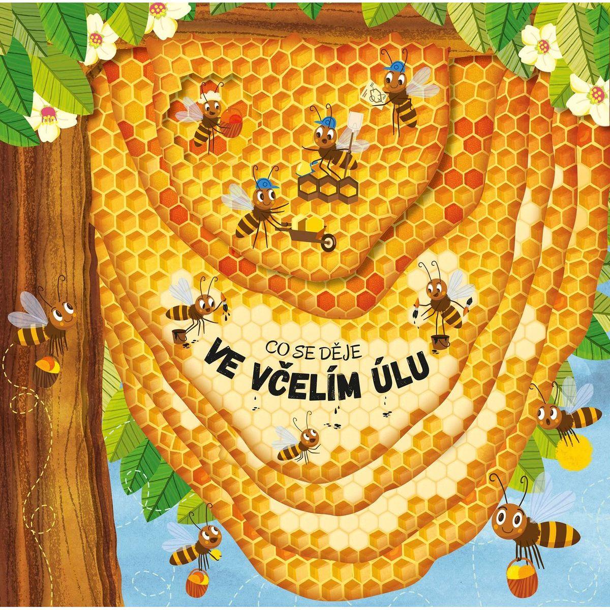 B4U Publishing Čo sa deje vo včeľom úli