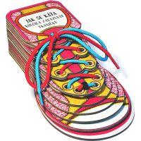 B4U Publishing Jak se Káťa naučila zavazovat tkaničku