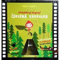 B4U Publishing Pohádkový biograf Červená Karkulka