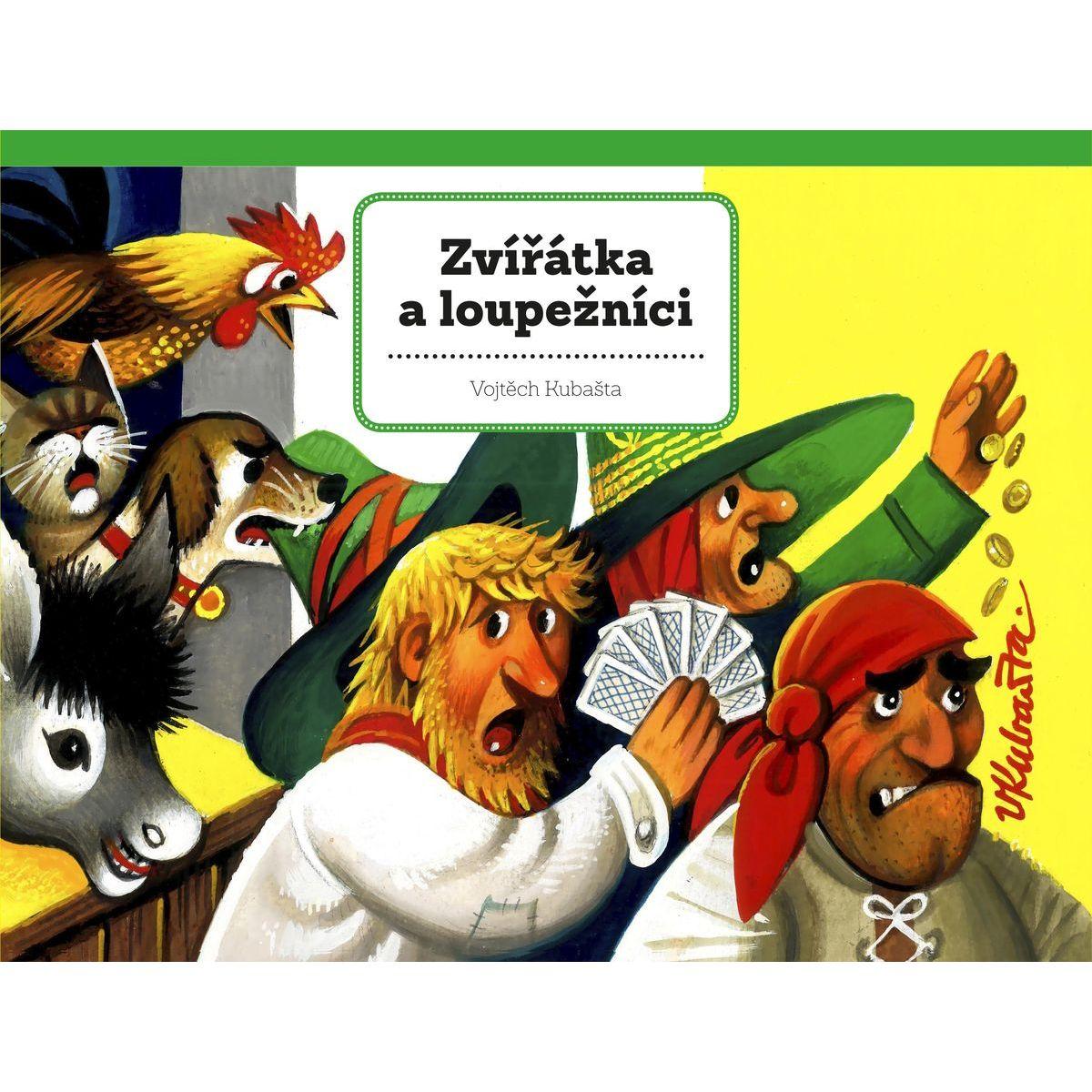 B4U Publishing Zvieratká a lúpežníci