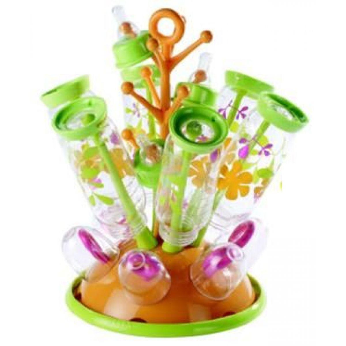 Beaba 911297BB - Odkapávač kojeneckých lahví Gipsy - Oranžová