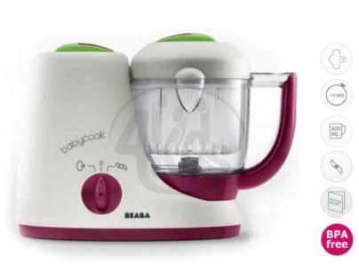Beaba 912130BB - Parní vařič + mixér BABYCOOK Gipsy