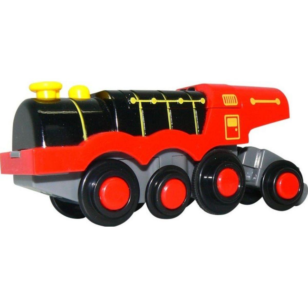 HM Studio Babu Train Lokomotíva na batérie