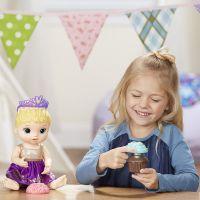 Baby Alive Narozeninová blonďatá panenka 3