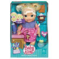 Hasbro 28385 - Baby Alive Panenka s rostoucími zoubky 2