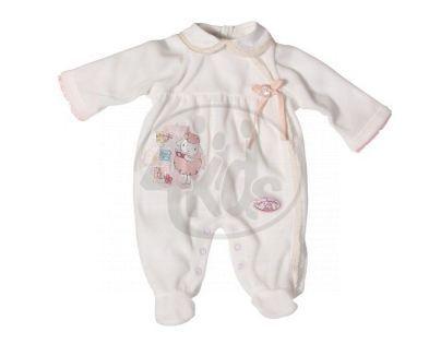 Baby Annabell Šatičky a dupačky - Bílé dupačky