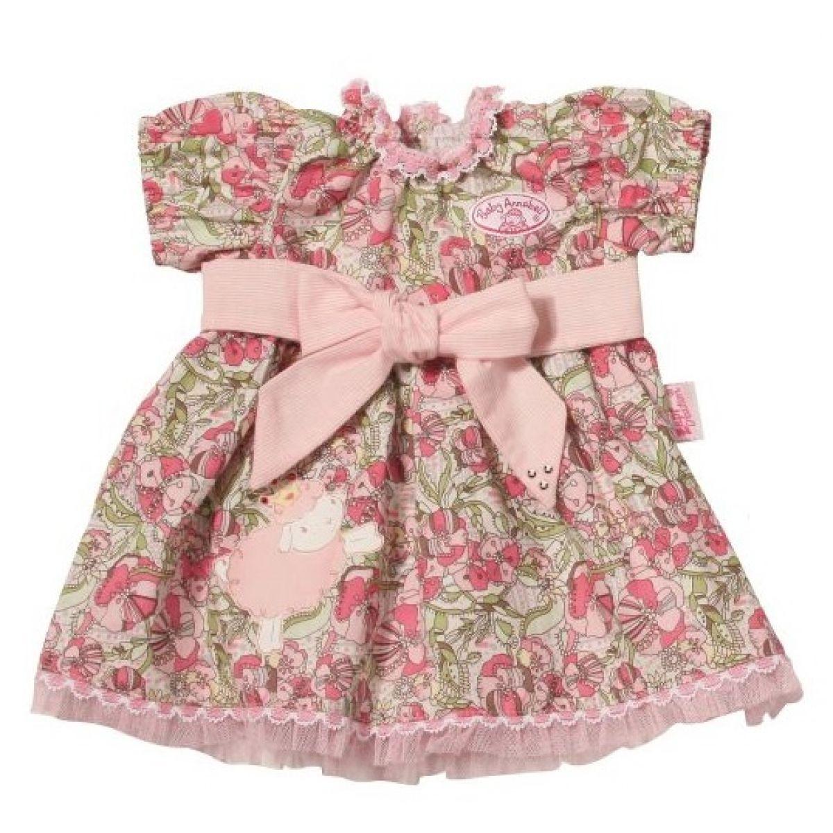 Baby Annabell Šatičky a dupačky - Květované šatičky