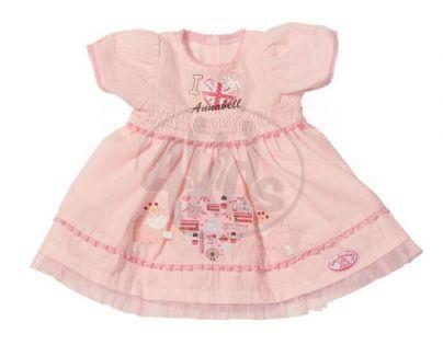 Baby Annabell Šaty - Růžové
