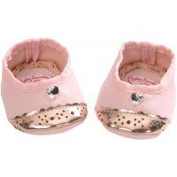 Baby Annabell Botičky 794579 - Růžové se srdíčkem