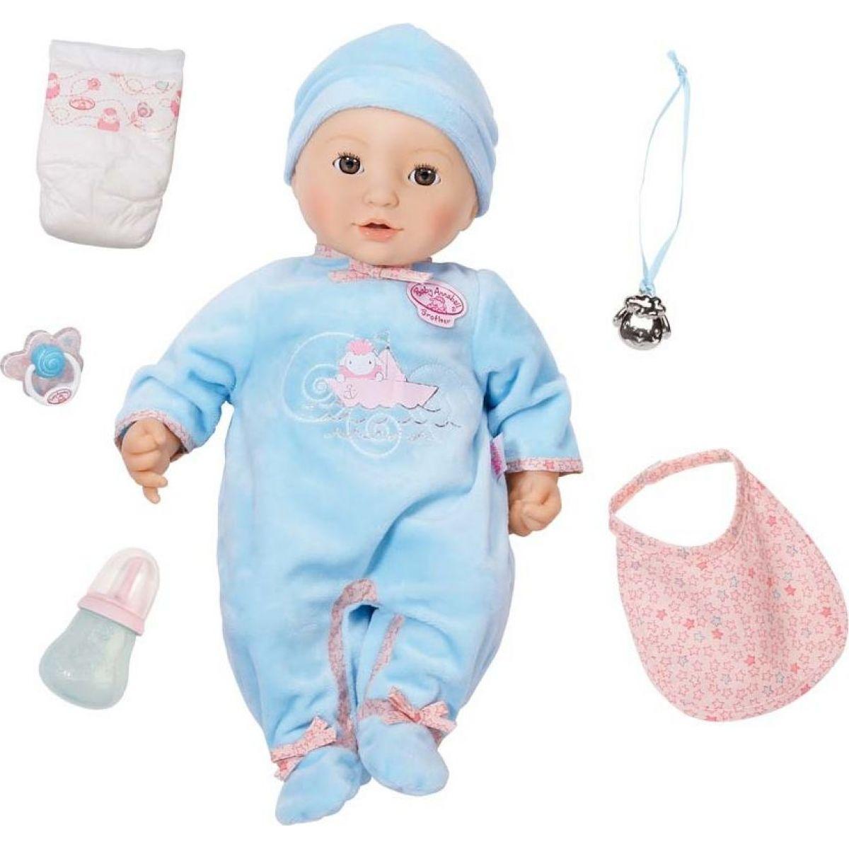 Zapf Creation Baby Annabell chlapeček