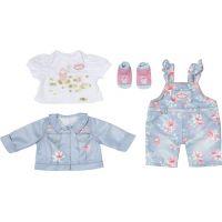 Baby Annabell Džínové oblečení Deluxe 43 cm