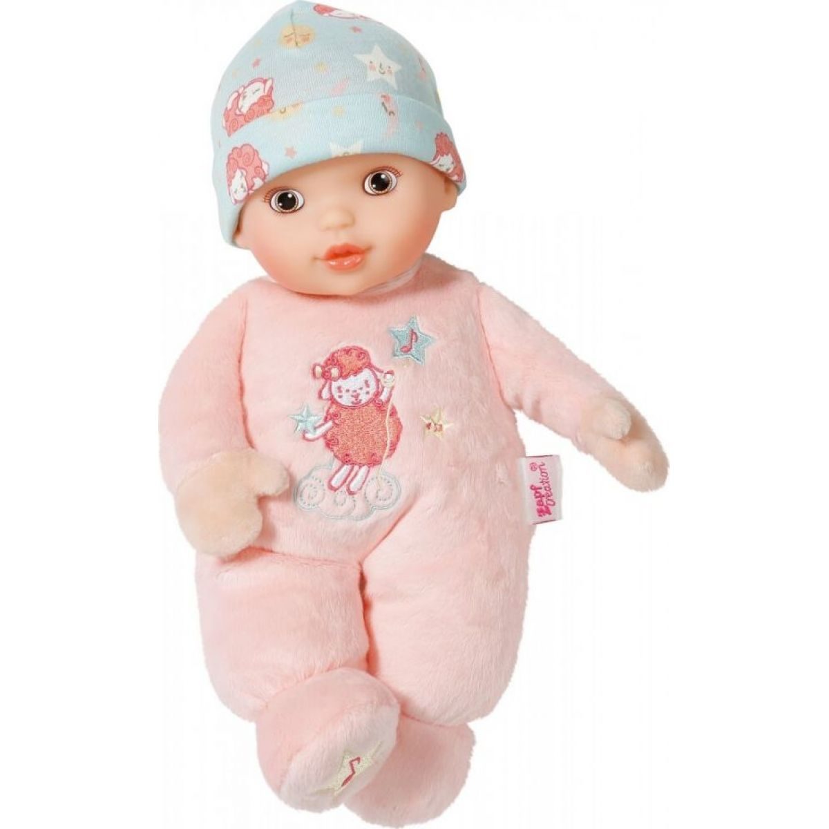 Zapf Creation Baby Annabell for babies Hezky spinkej 30 cm
