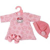 Zapf Creation Baby Annabell Little Pletené šatičky 36 cm