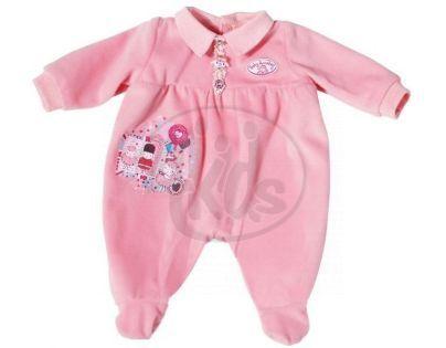 Baby Annabell Oblečení dupačky - Růžové