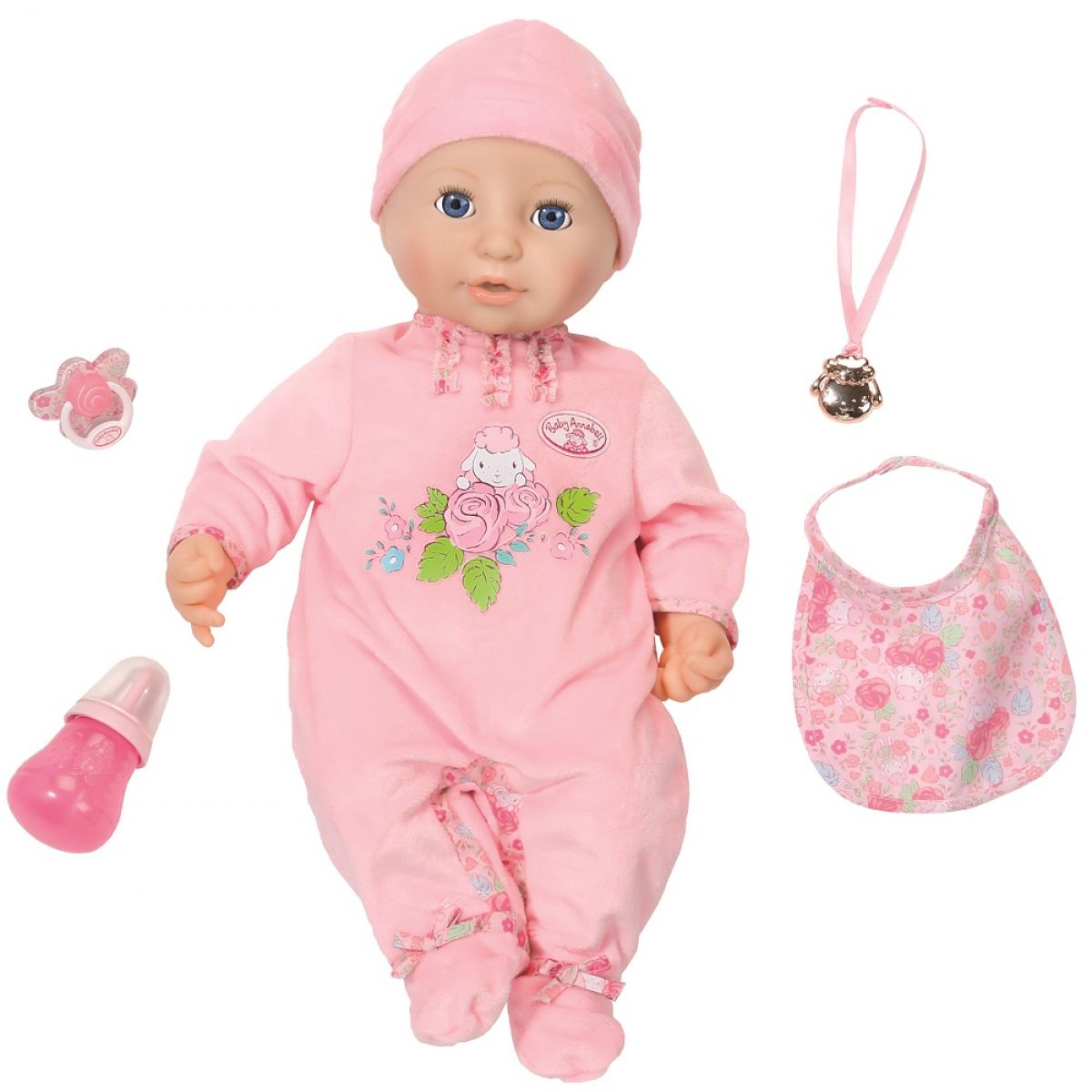 Zapf Creation Baby Annabell Panenka 43cm