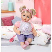 Baby Annabell Panenka Sophia s vlásky 2