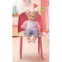 Baby Annabell Panenka Sophia s vlásky 3