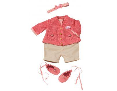 Souprava s pleteným svetříkem pro Baby Annabell (793725)