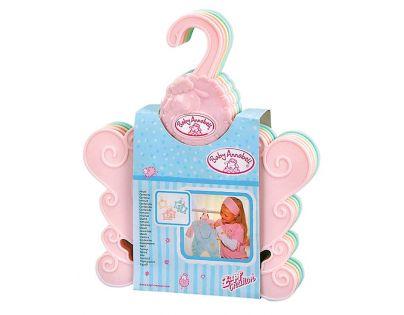 Baby Annabell  Plastová ramínka 5ks