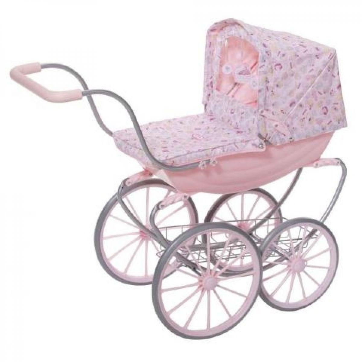 Baby Annabell 791646 - Retro kočárek