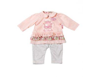 Baby Annabell Šatičky na ramínku - Blůza růžová