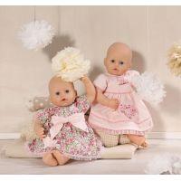 Baby Annabell Šaty - Květované 2