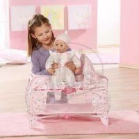 Baby Annabell 791073 - Skládací postýlka 2 v 1 3