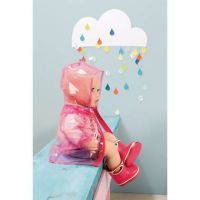 Baby Annabell Souprava do deště s holínkami 6