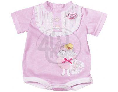 Baby Annabell Spodní prádlo 792278 - Fialová