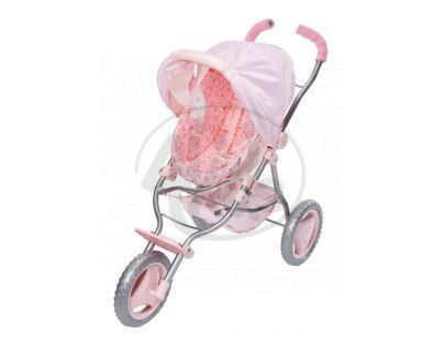Baby Annabell® 792339 - Tříkolový kočárek