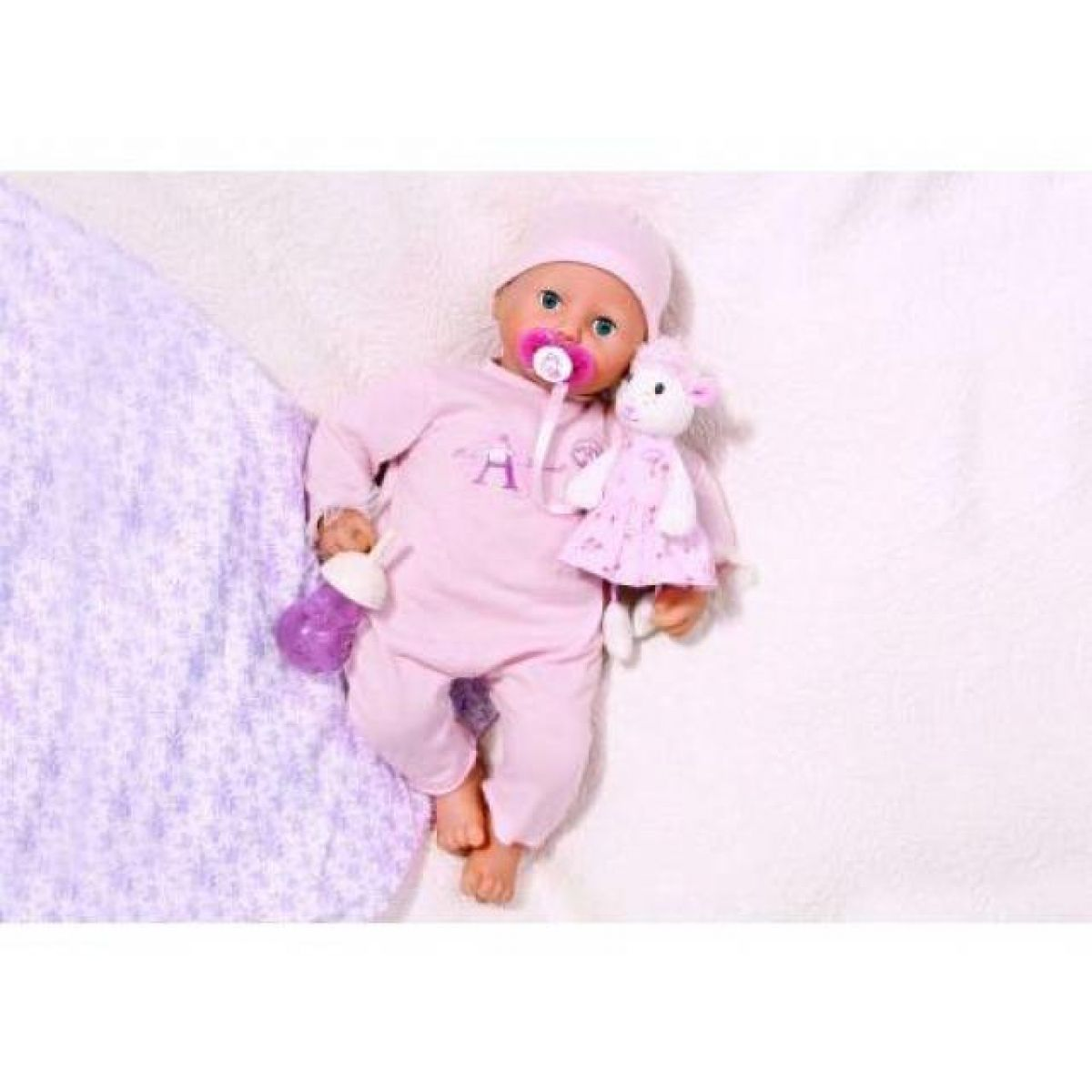Baby Annabell 773680 - Panenka Baby Annabell V
