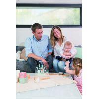 Baby Art Family Prints Wooden 5