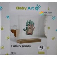 Baby Art Family Prints Wooden 6