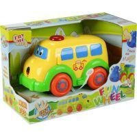 Baby autíčko autobus
