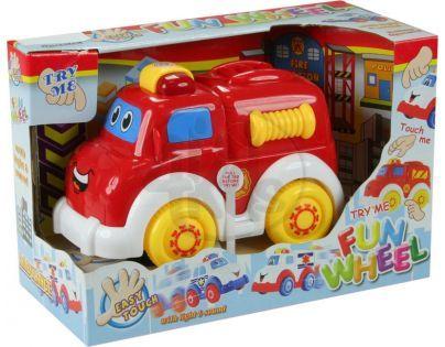 Baby autíčko hasiči