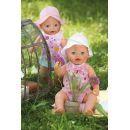 Baby Born Šaty s kloboukem - Růžové tričko 3