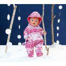 Zapf Creation Baby Born Deluxe zimní souprava 4