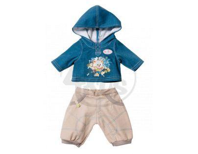 BABY born 818855 - BABY born® Džínové oblečení na chlapečka